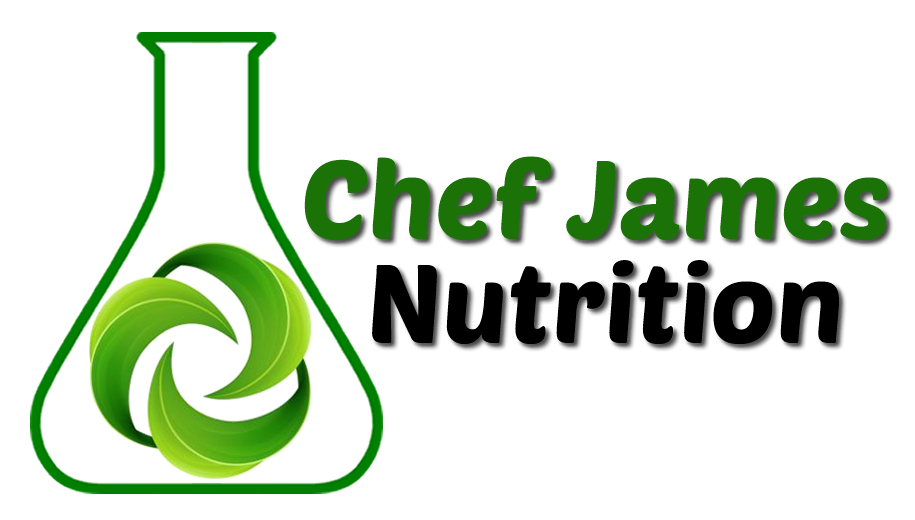 Chef James Nutrition Logo